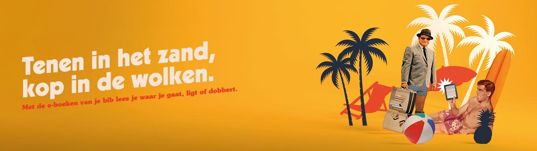 Banner e-boeken vakantie