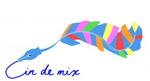 logo in de mix